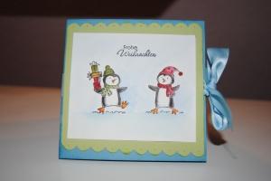 Stampin' UP! Weihnachtskarte
