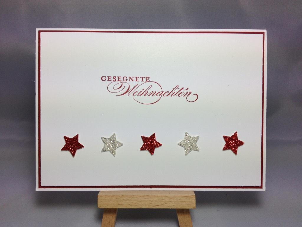 weihnachtskarten stamp 39 n ink. Black Bedroom Furniture Sets. Home Design Ideas