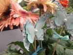 Blumenstecker Zauberhafter Schmetterling(3)