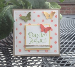 Easel Card Schmetterling (2)