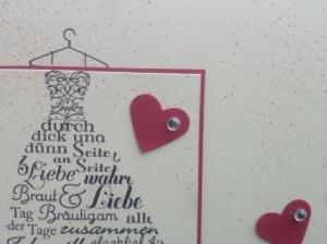 Zum schönsten Tag im Leben - Hochzeitskarte (2)