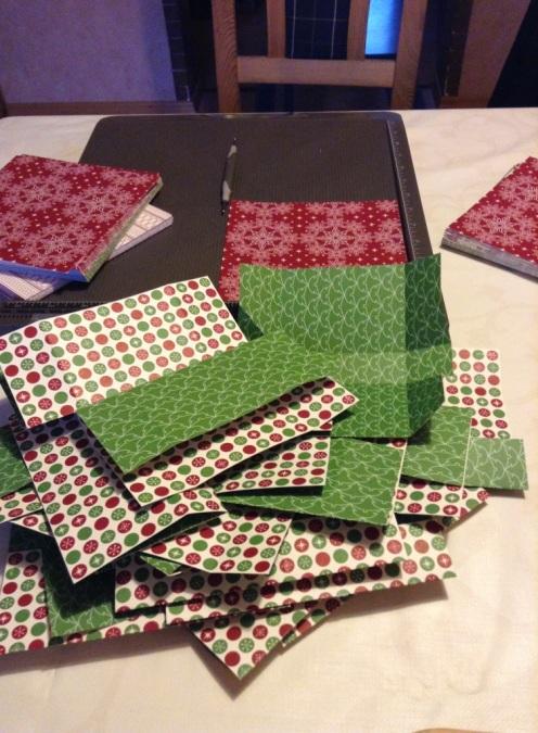 Vorbereitung Weihnachten