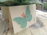 Zauberhafter Schmetterling (2)