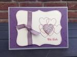 Hochzeitskarte Mit Liebe(2)