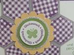 Six Sided Sampler Blumenkarte(3)